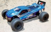 RC Driver Gives Team Associated's T5M Stadium Truck a Flashy Chrome Paint Job