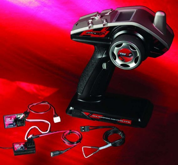RC Radio System Review- TrackStar S3t Turnigy's Surface Radio System-4