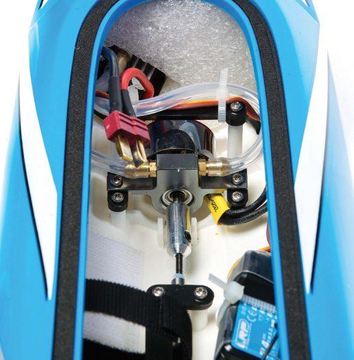 Review DEEP BLUE 420 RACE-24
