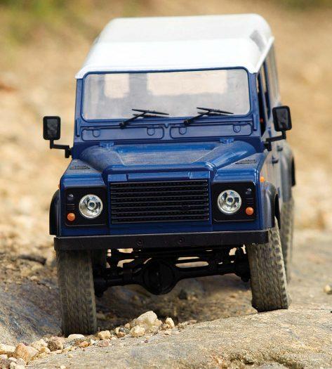 Review Gelande II D110-47