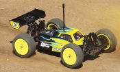 Losi Mini 8IGHT With Spektrum AVC