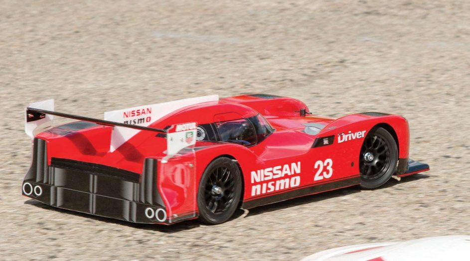 Review Nissan GT-R LM Nismo Launch F103GT-22