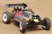 Team Associated RC8B3 1/8 Nitro Buggy Review