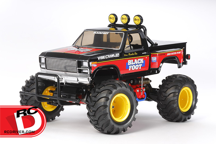 Tamiya - Blackfoot 2016 copy