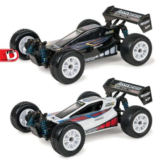 Team Associated - Reflex 1-18 4WD Off Road Buggy_1 copy