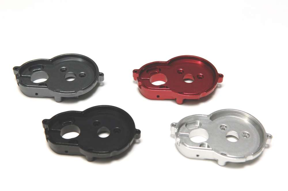 Team STRC - CNC Machined Aluminum Option Parts For Axial SCX10 II (2)