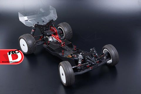 VBC Racing - Firebolt DM2 2wd Off Road Buggy_1 copy