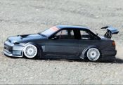 Review of HobbyKing's Beginner 1/10-Scale 4WD Drift Car: The Evil Drift Car