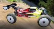 The Slash 1/8 E-Buggy Project