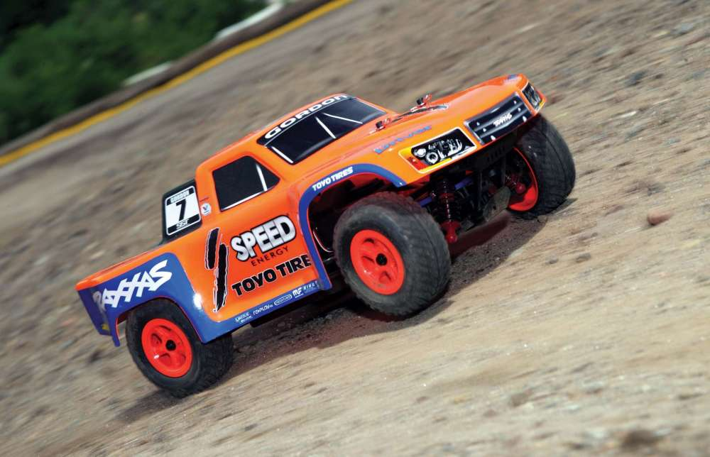 Review Sst Stadium Truck Rc Driver