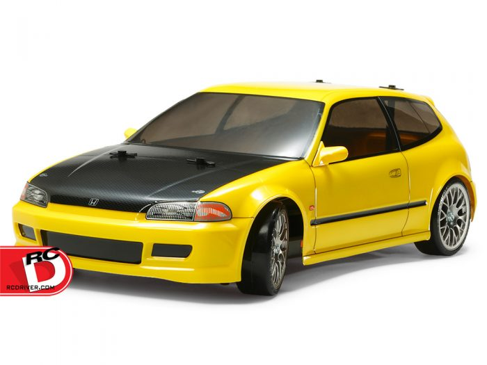 tamiya honda civic sir eg6 tt02d drift spec copy. Black Bedroom Furniture Sets. Home Design Ideas