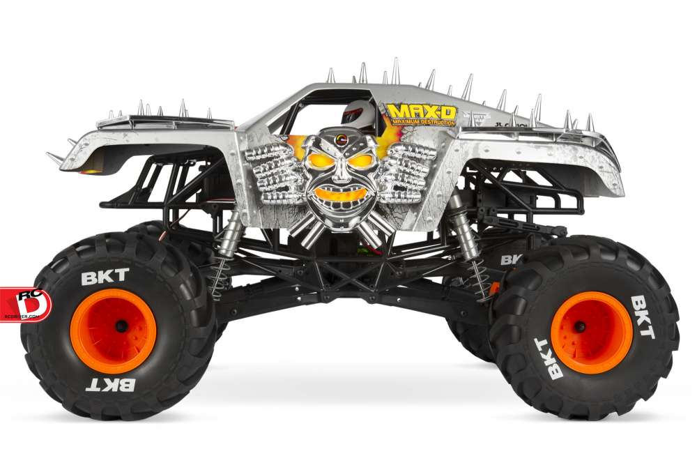 how to build a monster truck chassis