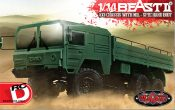 Beast II 6×6 RTR from RC4wd