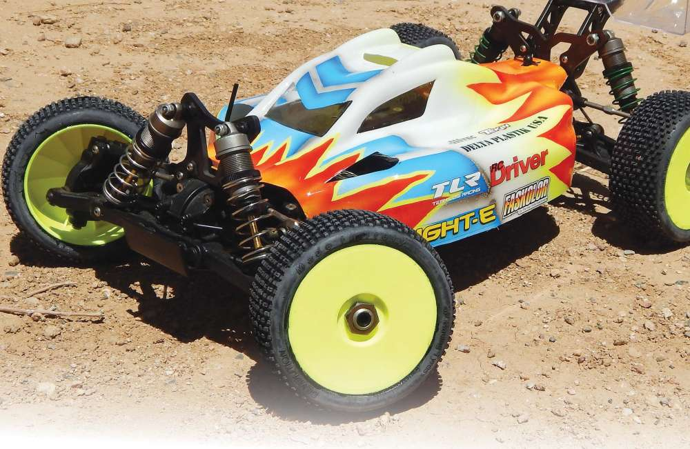 E-Buggy gets a Euro Paint Makeover