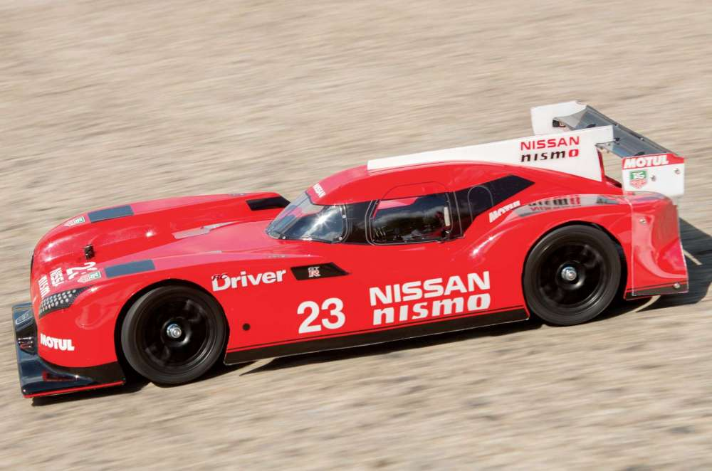 Nissan GT-R LM Nismo Launch F103GT Review