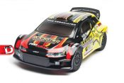 Limited Release of the ProRally 4WD Brushless RTR