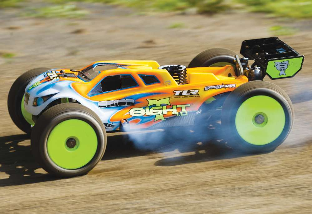 Team Losi Racing 8ight T Review Rc Driver