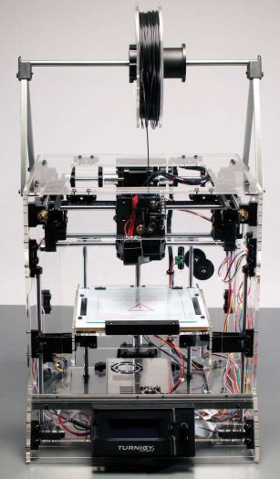 Turnigy Fabrikator 3D Printer Review