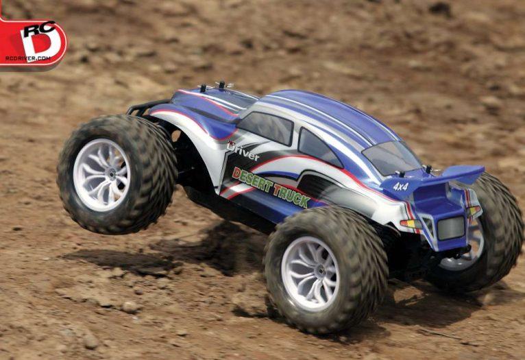 RC Monster Truck Review: VRX RH1046 - YouTube
