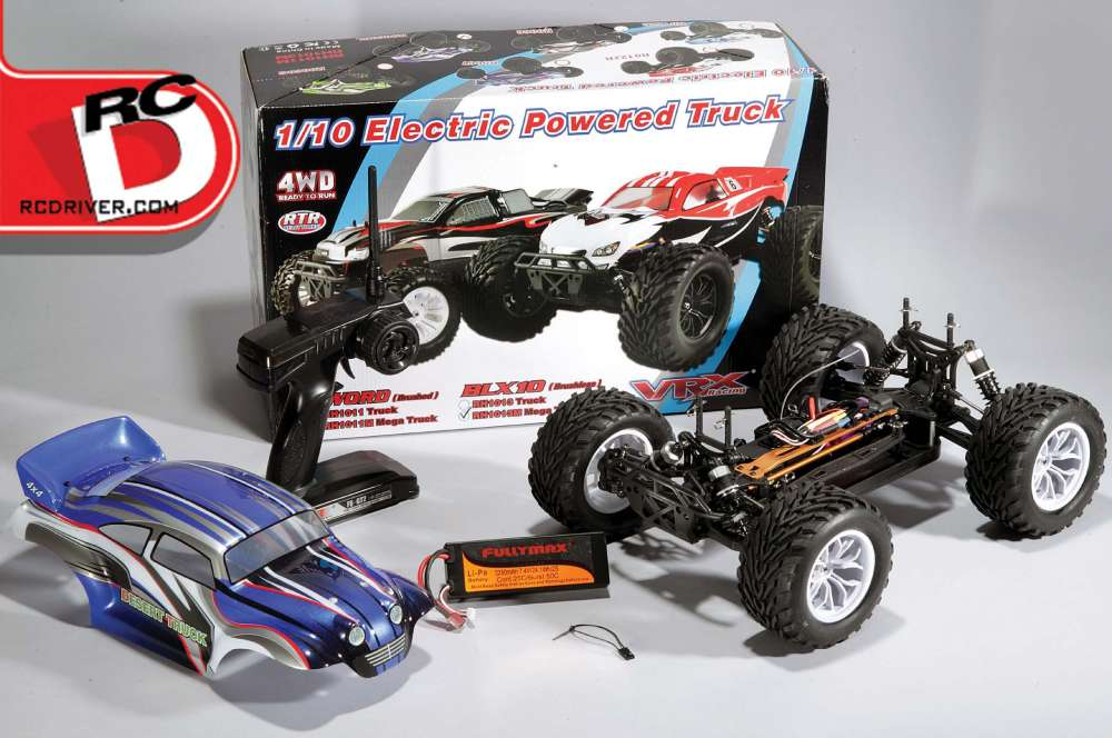 VRX Racing Truck Review - RC Driver