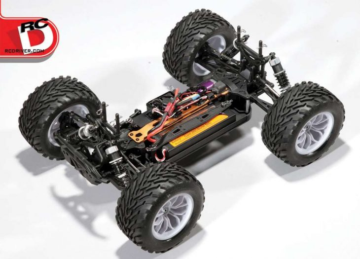 Review – VRX Racing XR4 Brushless Rally Car - Big Squid RC