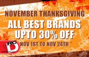 Check Out The Thanksgiving Sale at AsiaTees
