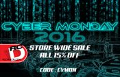 CYBER MONDAY – 15% OFF at AsiaTees