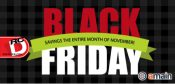 Black Friday Savings at AMain Performance Hobbies