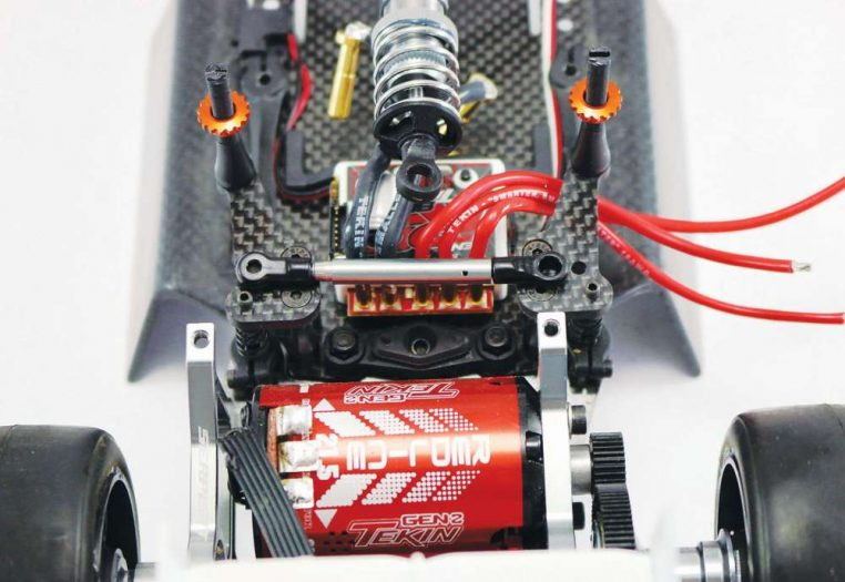 F1 Tuning - RC Driver