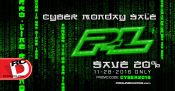 Pro-Line Cyber Monday Sale – Save 20% – ONE DAY ONLY