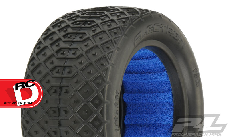 Electron 2.2″ X2 (Medium) Off-Road Buggy Rear Tires