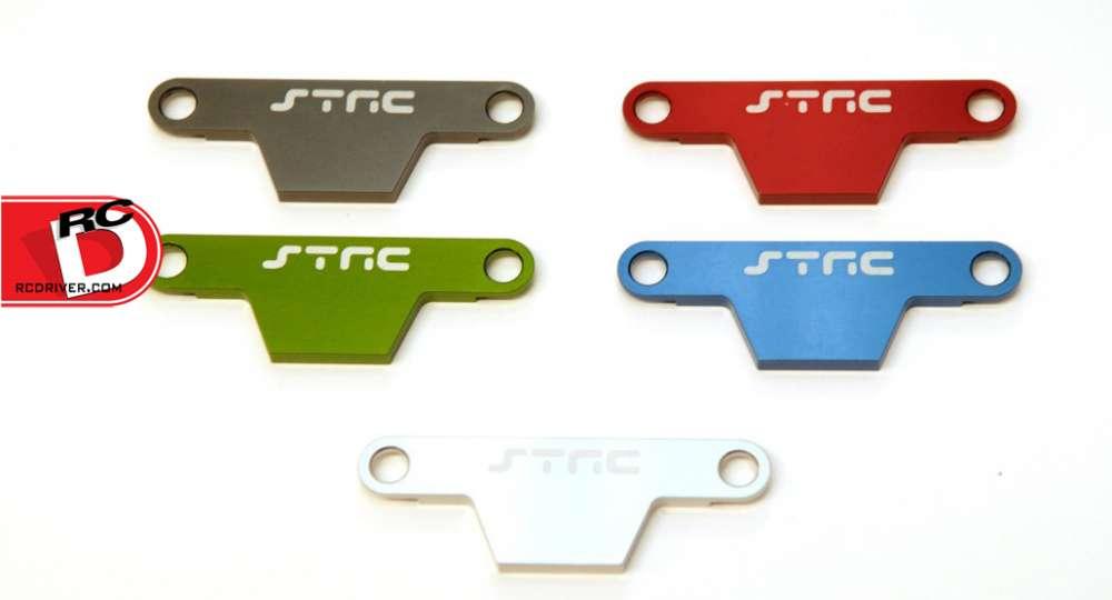 Aluminum Option Parts for Traxxas Bigfoot/Stampede, Rustler/Bandit