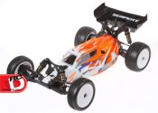 SRX2 Mid Hybrid 2wd Buggy from Serpent