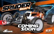 Spyder SDX4 4wd Off Road Buggy from Serpent