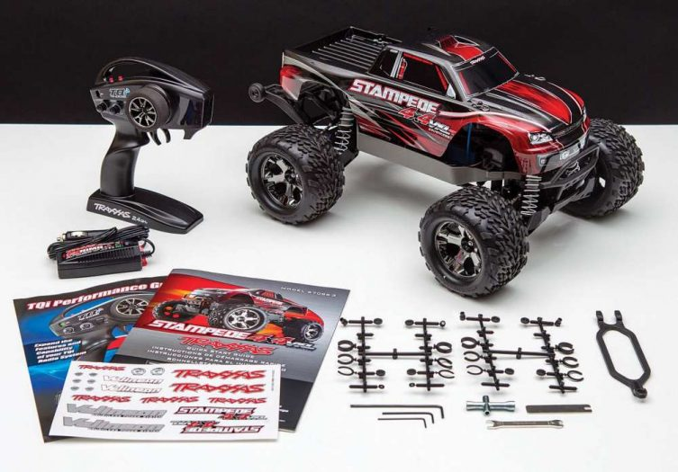 Stampede 4x4 Vxl Review Rc Driver