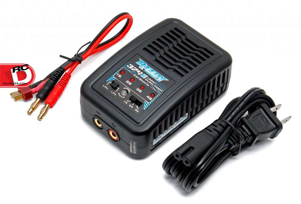 LiPo Balance-Charger-safety