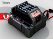 RX4 Brushless Sensored ESC from Tekin
