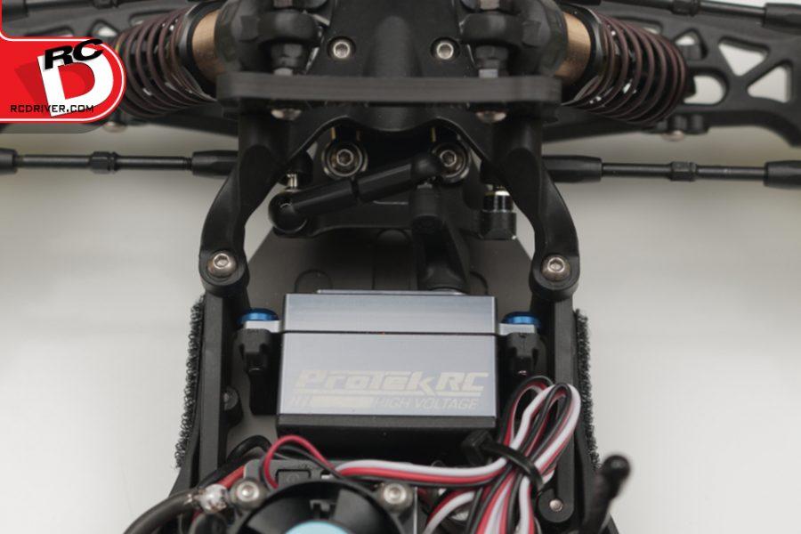Yokomo_YZ2_Steering