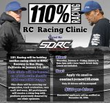 Ty Tessmann 110% Racing Clinic at SDRC Raceway
