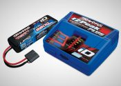 Traxxas 2S Single Battery & Charger Completer Pack