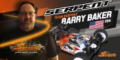 Barry Baker joins Serpent USA for 2017
