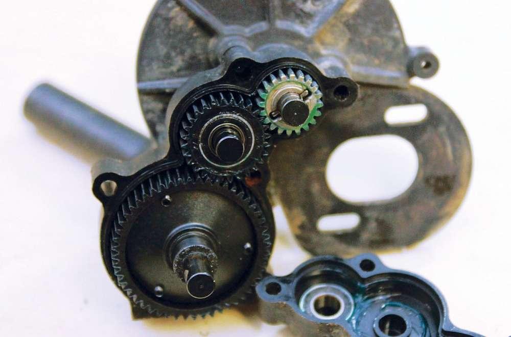 RC Drivetrain Maintenance
