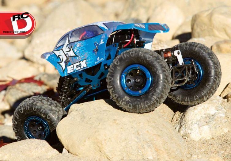 ECX Temper Ready To Run Rock Crawler Review