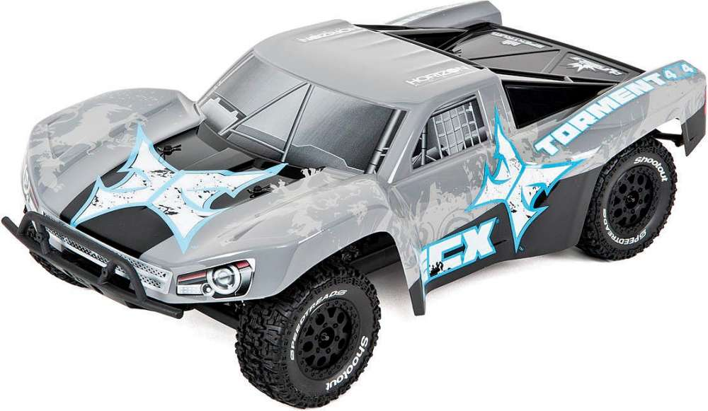 3 Upgrade Ideas - ECX Torment 4WD Short Course Truck Hop Up