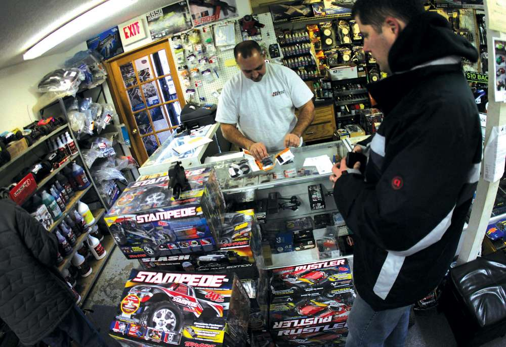 Getting Into Electric RC Cars