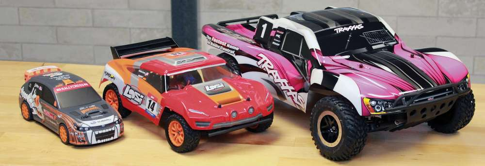 Traas Slash 2wd 1 10 Short Course Truck 2 4ghz Tra58024