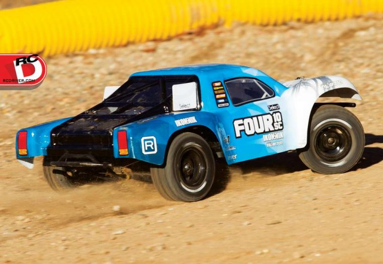 Helion Select Four 10SC RTR 4WD Short Course Truck - RC Driver