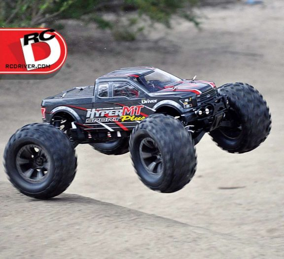 Hobao Hyper MT AT Sports Plus Review - RC Driver