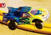 PR Racing SC201 Short Course Truck