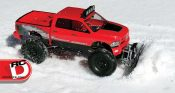 Plowing With Axial's SCX10